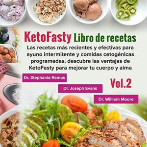 KetoFasty Libro de recetas